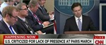Ông Obama không dự tuần hành ở Pháp vì lo ngại an ninh?