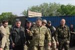 Kiev vội tăng quân vì 'lép vế' trước dân phòng miền Đông