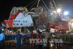 Hải quân Singapore phát hiện phần thân máy bay QZ8501