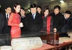Chủ tịch nước kiểm tra công tác bảo tồn Cố đô Hoa Lư