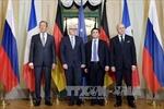 Đức, Pháp, Ukraine kêu gọi họp Nhóm Tiếp xúc