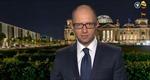 Thủ tướng Ukraine và 'cú nã súng lục' tai tiếng ở Berlin
