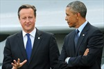 Mỹ, Anh thống nhất tăng sức ép nhằm vào Nga