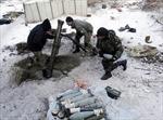 Tìm thấy vũ khí Mỹ tại sân bay Donetsk