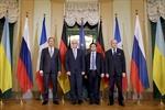 Thượng đỉnh bốn bên về Ukraine diễn ra cuối tháng này