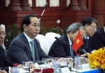 Bộ trưởng Bộ Công an Trần Đại Quang thăm Campuchia