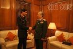 Đối thoại quốc phòng Việt Nam - Ấn Độ lần thứ 9