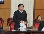 Văn phòng Quốc hội thông báo nhanh kết quả Hội nghị TƯ 10 (khóa XI)