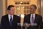 Mỹ, Anh thúc đẩy hợp tác kinh tế và chống khủng bố