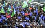 Người Hồi giáo ngùn ngụt cơn giận phản đối Charlie Hebdo