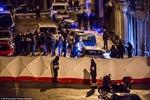 Lính Bỉ tuần tra phố đảm bảo an ninh