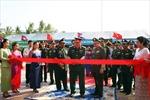 Khánh thành trụ sở Sở Chỉ huy Bộ Tư lệnh Cảnh vệ Campuchia do Việt Nam tặng
