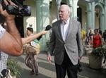 Nhóm nghị sĩ đảng Dân chủ Mỹ thăm Cuba