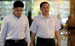 Triều Tiên-Mỹ họp kín tại Singapore