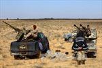 Quân đội Libya tuyên bố ngừng bắn