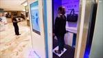 Máy quét 3D hỗ trợ mua sắm quần áo online