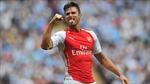 Arsenal 'nổ súng' ngay tại Etihad