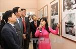 Triển lãm ảnh 65 năm quan hệ ngoại giao Việt-Trung