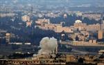 Syria: Thỏa thuận ngừng bắn với Israel đã đổ vỡ