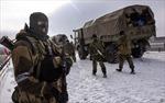 Kiev 'tố' Nga gửi quân, vũ khí sang Đông Ukraine