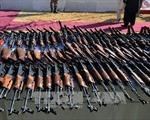 Trung Quốc siết chặt kiểm soát vũ khí, chất nổ dịp Tết