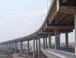 Khẩn trương thay thế các khe co giãn trên cầu Thăng Long