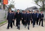 Chủ tịch nước thăm, làm việc tại Tuyên Quang