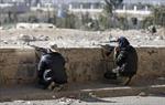 Phiến quân chiếm Dinh Tổng thống Yemen