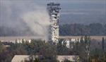 Giao tranh ác liệt tại sân bay Donetsk