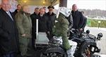 Robot quân sự tân tiến được tiết lộ với Tổng thống Putin