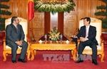 Thủ tướng tiếp Đại sứ Panama và Bangladesh