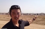 Phóng viên Nhật để lại lời nhắn trước khi bị IS bắt