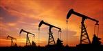 Giá dầu tiếp tục sụt giảm