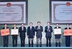 Thủ tướng trao bằng công nhận 'Huyện nông thôn mới' đầu tiên