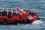 Indonesia trục vớt thân máy bay QZ8501