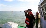 10 người Trung Quốc mất tích trong vụ chìm tàu ở biển Hàn Quốc