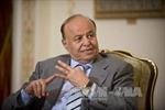 Tổng thống Yemen rút lại đơn từ chức