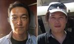 IS xác nhận hành quyết 1 con tin Nhật Bản