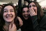 Người Hy Lạp khóc trong vui sướng với tin đảng cánh tả thắng cử