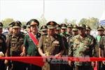 Campuchia khánh thành trụ sở Bộ Tư lệnh Pháo binh do Việt Nam viện trợ