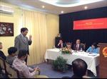 Cộng đồng người Việt ở Ukraine họp mặt đầu Xuân