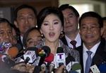 Quan chức Mỹ gặp cựu Thủ tướng Yingluck