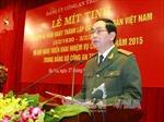 Đảng ủy Công an Trung ương triển khai chương trình công tác 2015