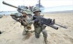 Hàn Quốc diễn tập bắn đạn thật trên biển Hoàng Hải