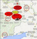 Kiev 'rối loạn' trước việc binh sĩ tháo chạy khỏi miền Đông