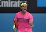 Nadal vỡ mộng Grand Slam thứ 15