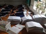 Giáo viên tiểu học nặng gánh... sổ sách
