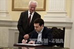 Hy Lạp công bố thành phần nội các mới