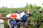 Điều tra nguyên nhân rơi trực thăng tại TP.HCM