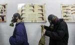 Litva hướng dẫn dân cách sinh tồn thời chiến